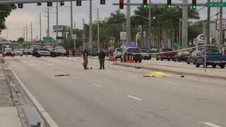 Deputies investigate after pedestrian killed in Oakland Park