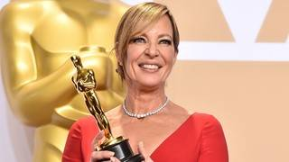Ellen DeGeneres Gives Allison Janney a Hunky (and Hilarious) Oscar Win&hellip&#x3b;