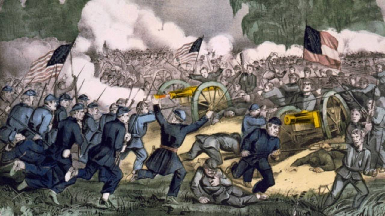 OTD July 1 - Battle of Gettysburg_2076058401592286-75042528
