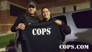 SLIDESHOW: BCSO to appear June 18th on 'COPS' TV show
