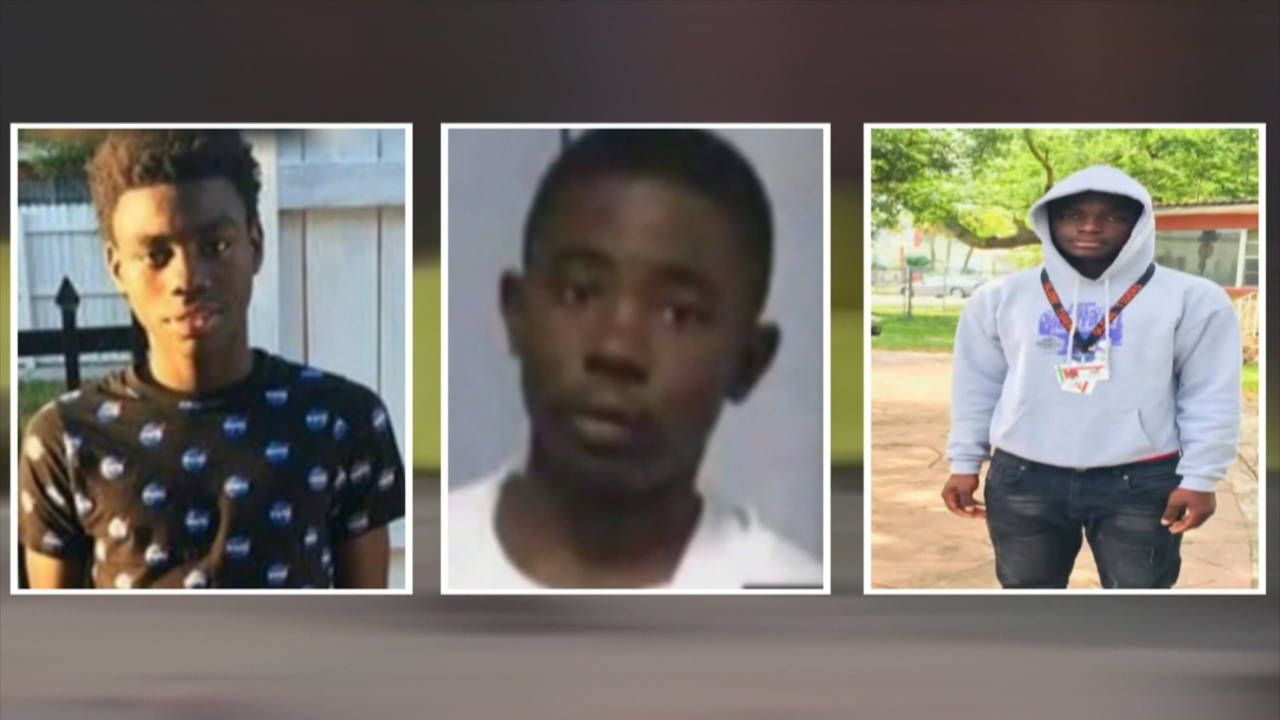 Richecarde Dumay, Gedeon Desir and Lens Desir, teen soccer players killed in crash