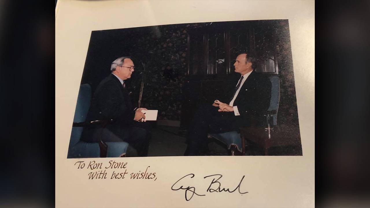 Ron Stone and President George H.W. Bush photo_1544227666010.jpg.jpg