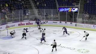 Orlando uses OT to skate past Newfoundland