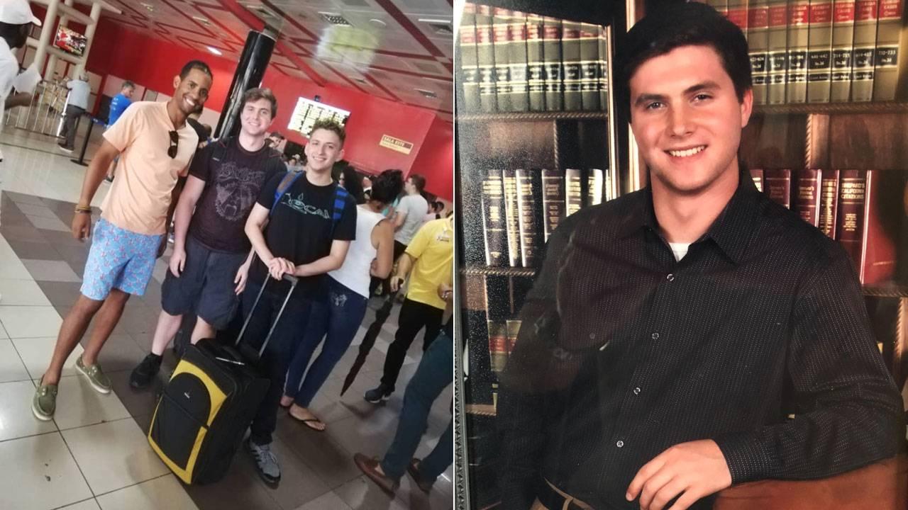 Matthew Moore hurt in Cuban crash