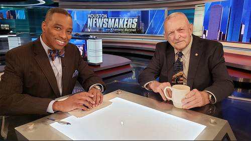 Houston Newsmakers for July 14: Celebrating the 50th Anniversary of Lunar Landing