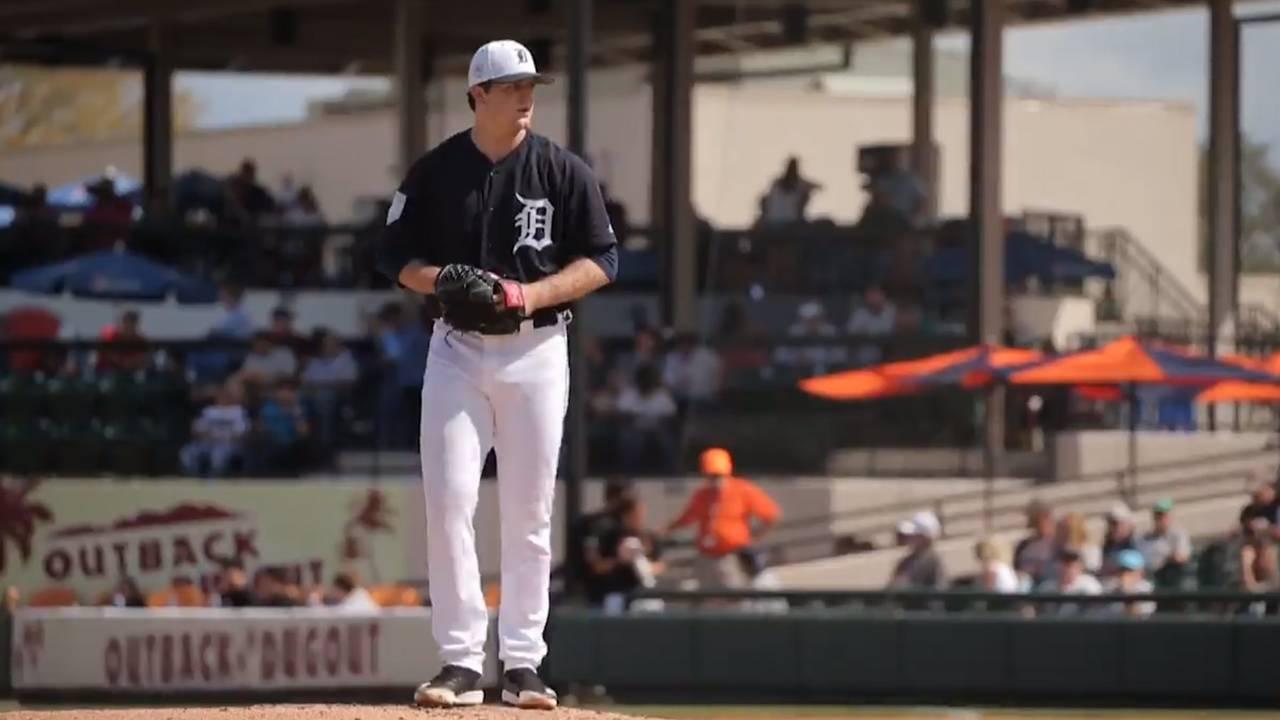 Casey Mize Detroit Tigers 3