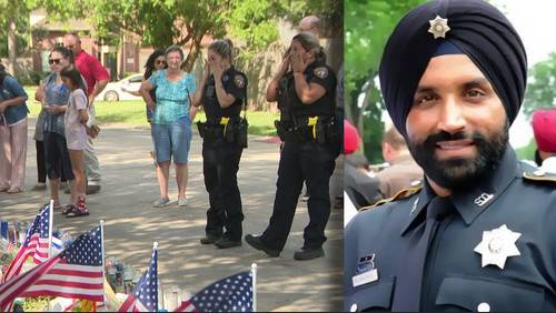 Community invited to honor life of fallen deputy at Monday night candlelight vigil