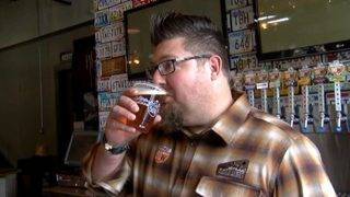 Man loses 40 pounds drinking only beer during Lent