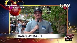 Holiday Greetings: Barclay Bann