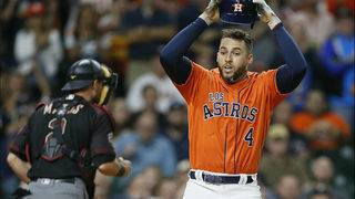Jay triples in 8th, D-backs top Astros as races tighten