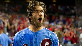 Bryce Harper's walk-off grand slam 'one of the coolest moments' of his life