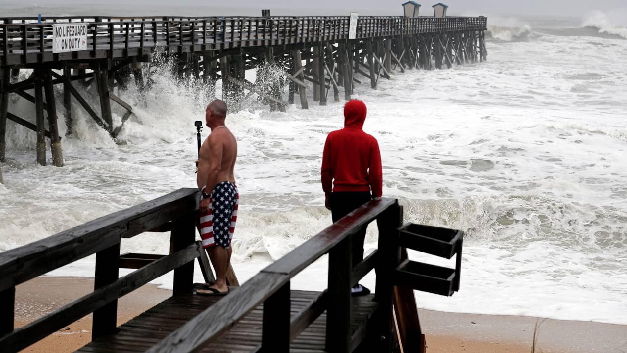 09-04 AP photo Dorian Flagler Beach Flagler County