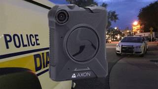 Jacksonville Sheriff's Office to receive nearly $1M grant for body cameras