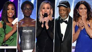 The Best Moments of the SAG Awards 2018