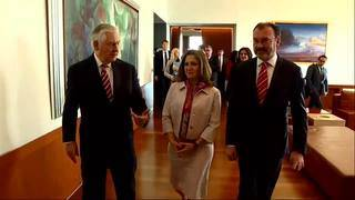 How will Tillerson address Venezuela on Latin tour?