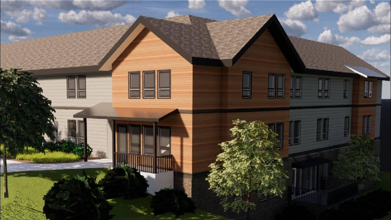 Ozone House rendering 2