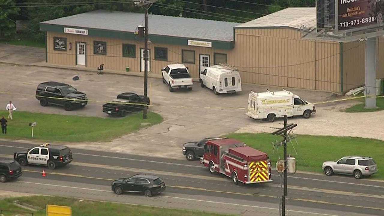 Suspect in deadly Liberty County shooting kills himself,