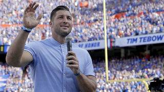 Tim Tebow, 2008 team reunion, highlight big Saturday in Gainesville