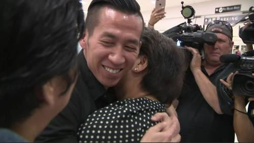 Houstonian returns after being jailed in Vietnam for over a month