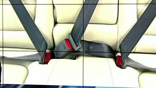 Buckle up in back seat? You should, but Florida law doesn't require it