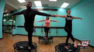 Fitness Fridays with Deven Clarke: Barre Bounce