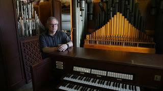 Detroit-based company brings old pipe organs back to life in Michigan