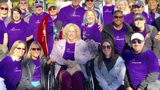 The Channel 4 Family Walks to Defeat ALS | River City Live