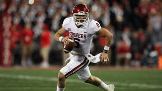 Baker Mayfield rejects Johnny Manziel comparisons with NFL combine near