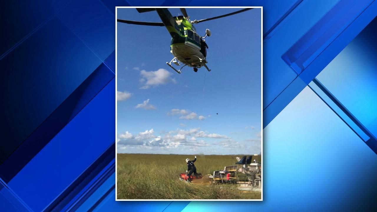 Scene of plane accident in Broward County 2_1570330124862.jpg.jpg