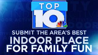 10 News Top 10: Indoor Place for Family Fun