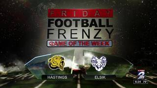 Friday Football Frenzy Game of the Week: Hastings vs. Elsik