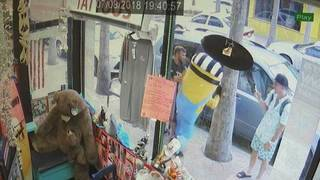 Man body-slammed while wearing Minion suit speaks about attack