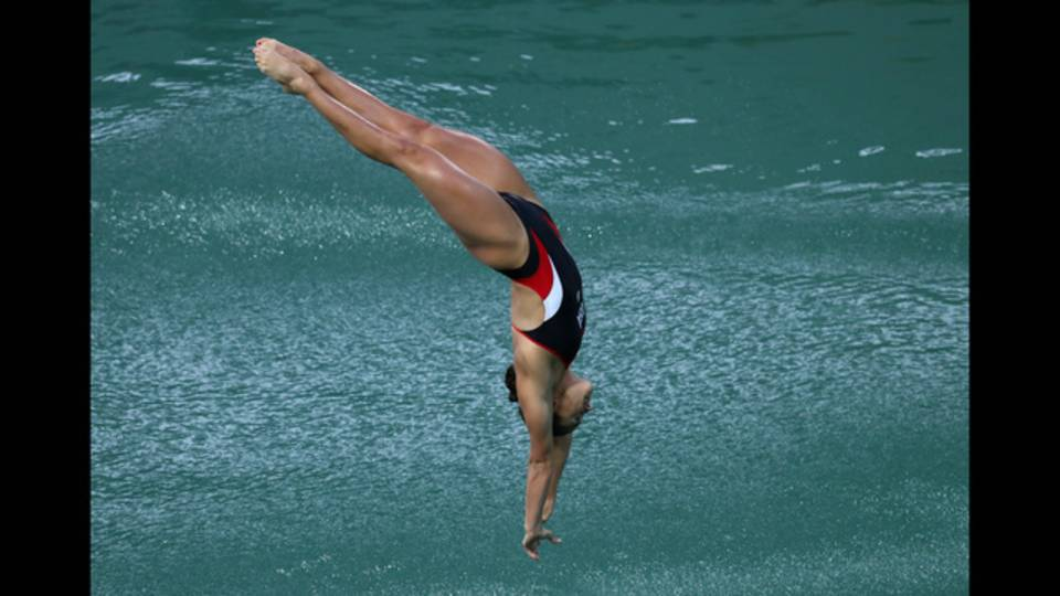 Kassidy Cook in Rio
