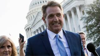 LIVE STREAM: Sen. Jeff Flake speech on US Senate floor condemning Trump&hellip&#x3b;