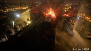 Christians in Louisiana, Paris face Easter amid the ashes