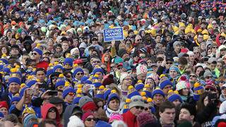 LIVE STREAM: 2018 March for Life rally in Washington D.C.