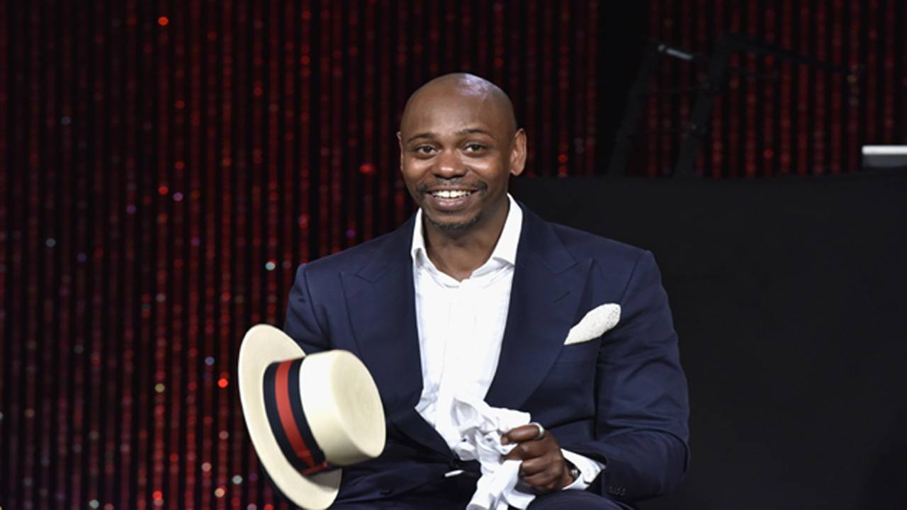 Dave Chappelle Will Take The Stage With Chris Rock Trevor