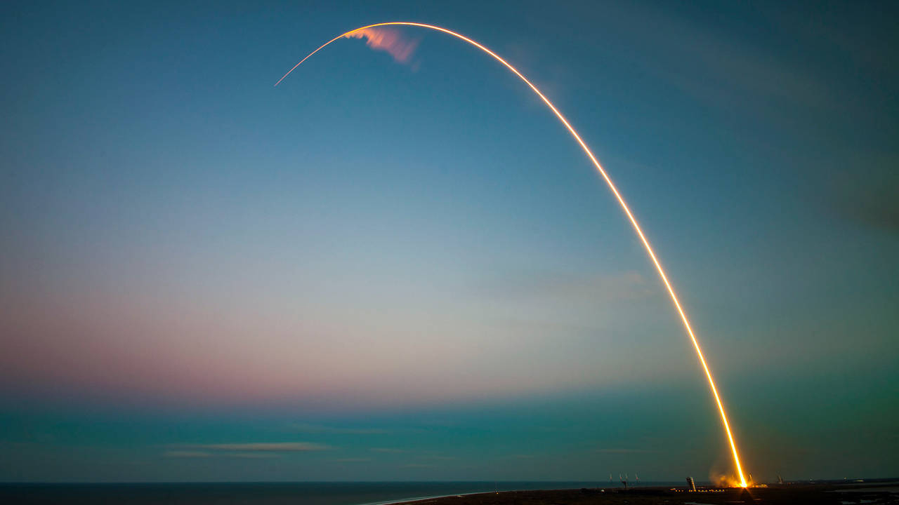 SpaceX Falcon 9 rocket with SES-9 communications satellite-75042528.jpg72599822