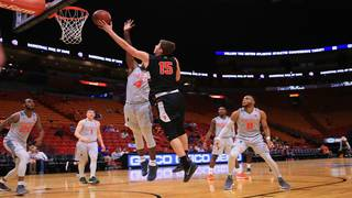 Hurricanes to play Yale in Hoophall Miami Invitational