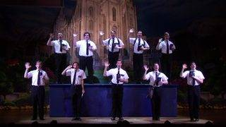 Book of Mormon at the Hobby Center