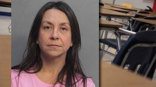 Doral teacher arrested after professing love for 13-year-old student