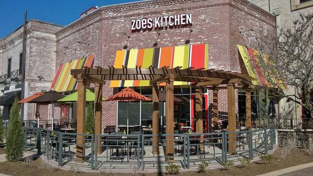 Zoës Kitchen set to open its first Roanoke location