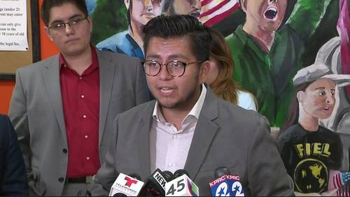Dreamers, attorneys, advocates gather to celebrate after Texas judge says DACA can stay