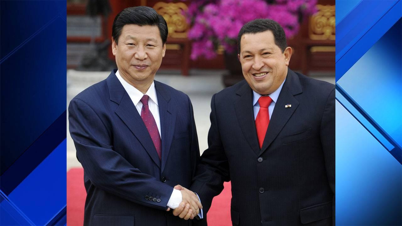 China and Venezuela