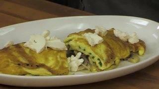 SoFlo Taste: Mushroom Omelet