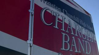 Churchill marching band members' personal items stolen during Fiesta Flambeau