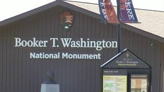 Booker T. Washington National Monument could shut down again