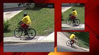 Sheriff's Office releases pictures of possible child predator