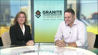 Granite Transformations talks about their quality alternative to granite