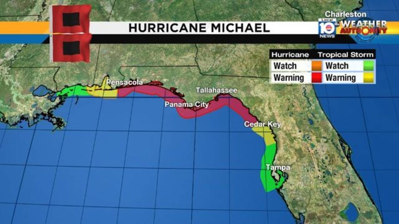 Michael Watches-Warnings Monday 5 PM_1539032310143.png.jpg